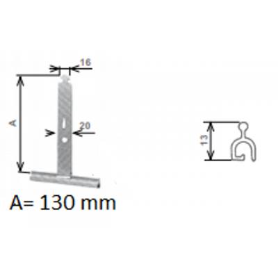 Molla di sicurezza in acciaio - Molle per serrande avvolgibili