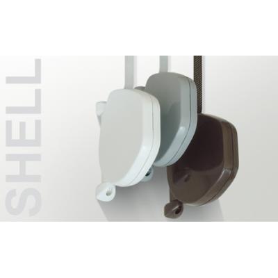 Avvolgitore a bandiera per tapparelle Avvolgitore Shell