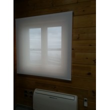 Tenda a rullo filtrante e oscuranti per finestre