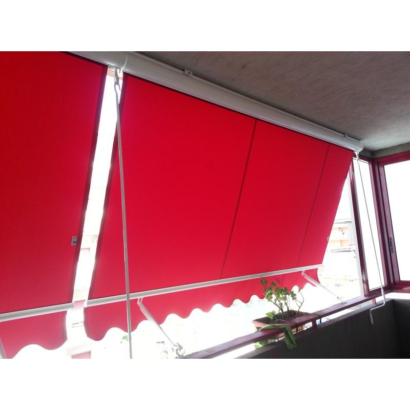 Tende Da Sole A Caduta Per Esterni.Tende Da Sole A Caduta Tenda Esterno Con Struttura In Alluminio