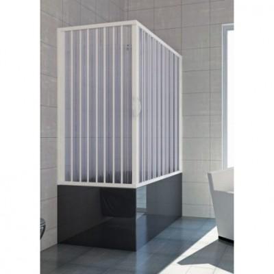 Box per vasca da bagno 2 lati - Supporto per vasca da bagno ...