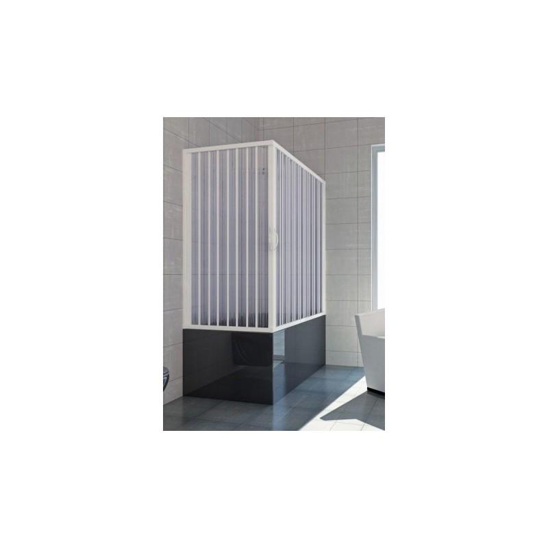 Vasca da bagno con cabina doccia box vasca galassia - Box x vasca da bagno ...