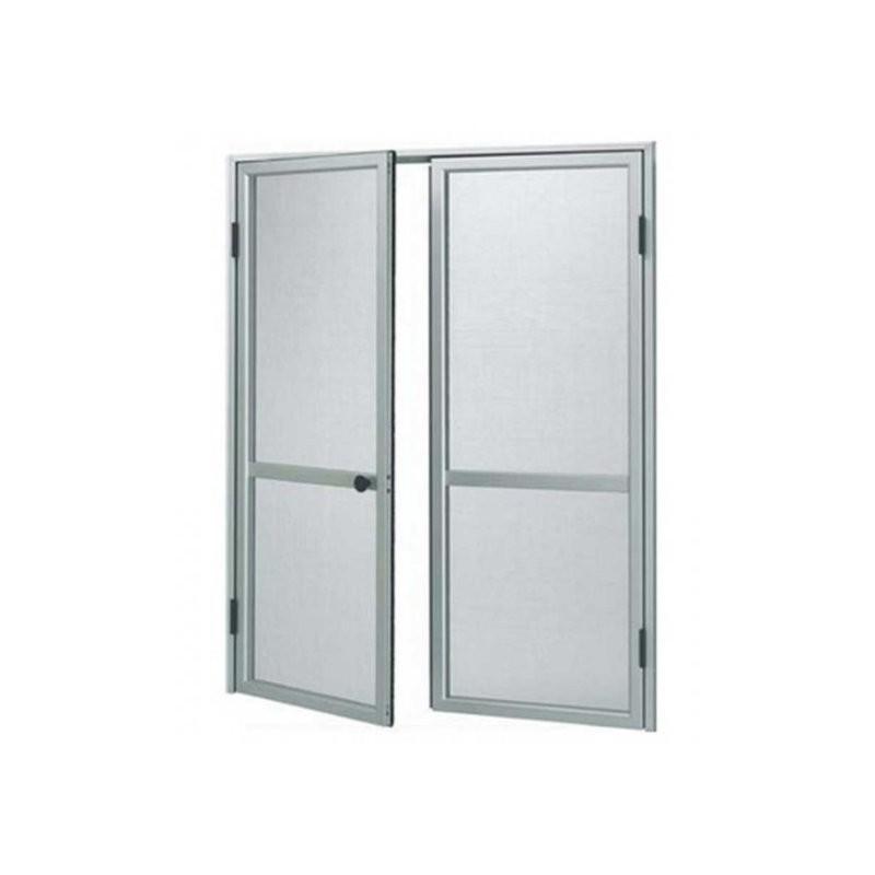 Zanzariera battente su misura anta o porta battente - Zanzariera porta finestra ...