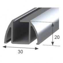 Zanzariera magnetica avvolgibile laterale su misura