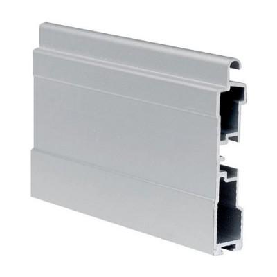 profilo terminale per tapparelle in alluminio