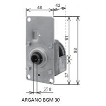 Argano BGM Completo - Argani a fune manuali