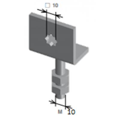 Supporto motore con regolazione verticale
