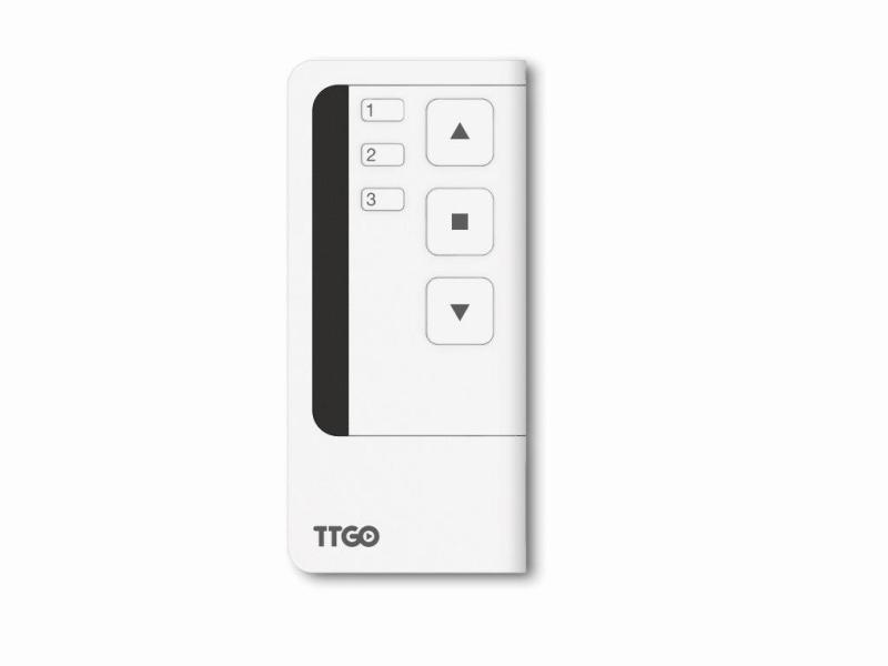 Telecomando a 3 canali TTGO