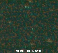 Verde Bugnato Rame