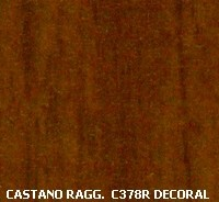 Castano ragg c378